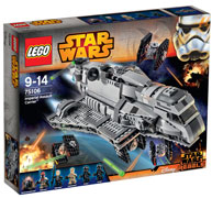 Ref 75106 / 123.95 € / Imperial assault carrier