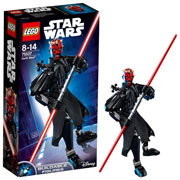 Ref 75537 / 29.99 € / Darth Maul