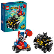 Ref 76092 / 11.99 € / Batman VS Harley Quinn