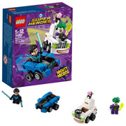 Ref 76093 / 11.99 € / NightWing Vs The Joker