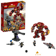 Ref 76104 / 39.99 € / Incursion demoledora del Hulkbuster